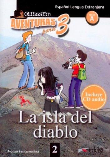 Aventuras Para 3: LA Isla Del Diablo: Santamarina, Alonso