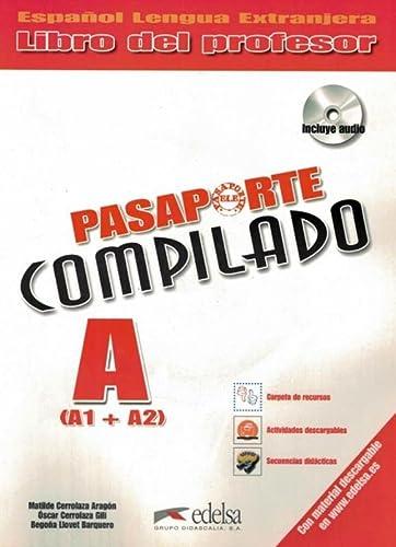 9788477115793: Pasaporte Compilado A1+a2 - Guia