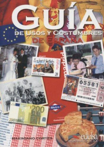9788477115922: Guía de usos y costumbres (Espagnol)