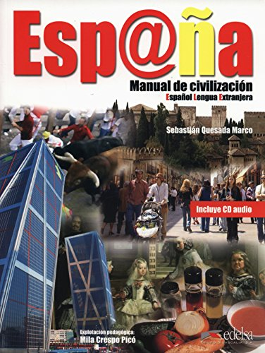 9788477116196: Espana, manual de civilizacion, Libro + CD (Spanish Edition)