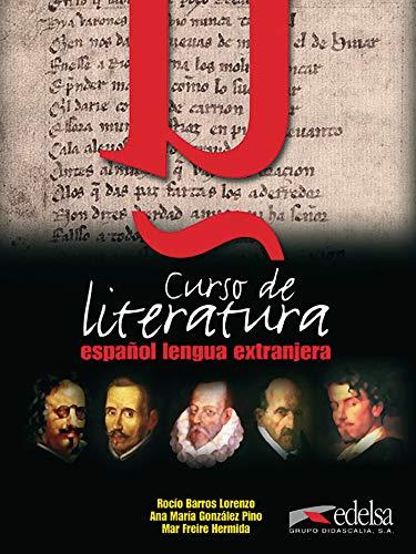9788477116202: Curso de literatura espanol lengua extranjera. Libro del. Alumno + CD (Spanish Edition)