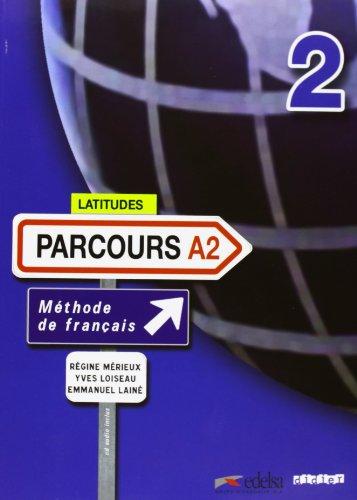 9788477116691: Parcours A2. Libro Del Alumno (+ CD)