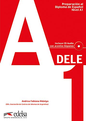 9788477116806: Preparacion DELE. A1. Libro + CD - Ed. 2010 COLOR (Spanish Edition)
