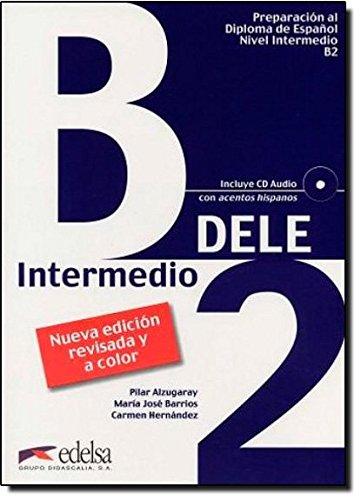 9788477116844: Nueva preparaciòn Dele. B2. Con CD Audio. Per le Scuole superiori