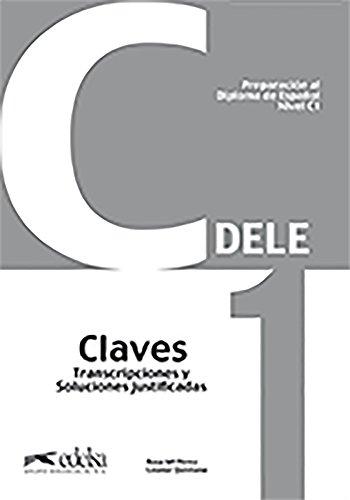 9788477116899: Preparación al DELE C1 - libro de claves (Preparación Al Dele - Jóvenes Y Adultos - Preparación Al Dele - Nivel C1)
