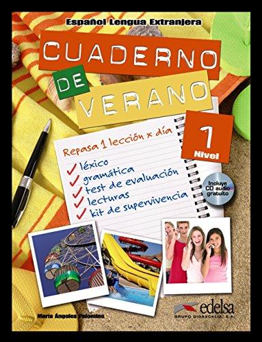 9788477116943: Cuaderno de verano 1 (Material Complementario - Adolescentes - Cuadernos De Verano - Nivel A1)