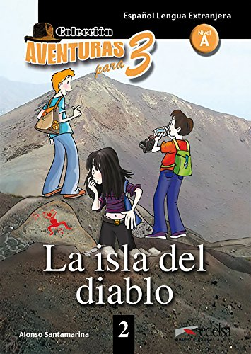 La isla del diablo - Livre +: ALONSO SANTAMARINA