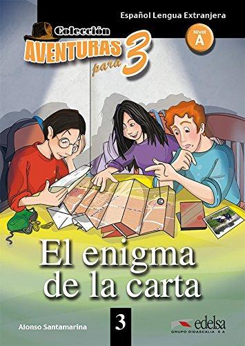 9788477117032: El enigma de la carta. APT 3 (Spanish Edition)