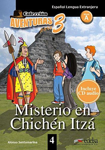 Misterio en Chichén Itzá: Santamarina, Alonso