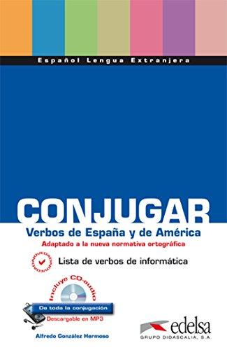 9788477117186: Conjugar. Verbos De Espana Y De America: Conjugar Verbos De Espana Y De America (Spanish Edition)