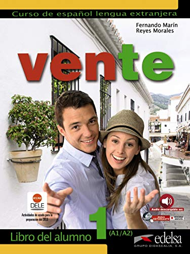 9788477117964: Vente 1 (A1/A2) - libro del alumno (Métodos - Jóvenes Y Adultos - Vente - Nivel A1-A2)