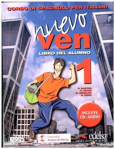 9788477118367: Nuevo Ven 1