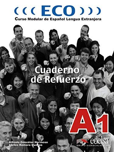 9788477118824: ECO A1 - Cuaderno de refuerzo (Spanish Edition)