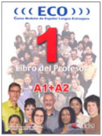 ECO Extensivo: ECO 1 (A1+A2) Libro Del