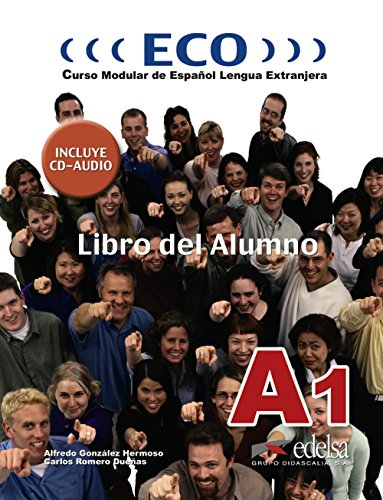 9788477118954: ECO A1. Libro del. Alumno + CD Audio (Spanish Edition)