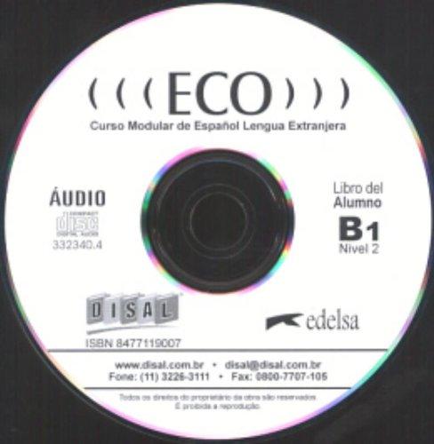 9788477119005: Eco extensivo: CD-Audio alumno (1) B1
