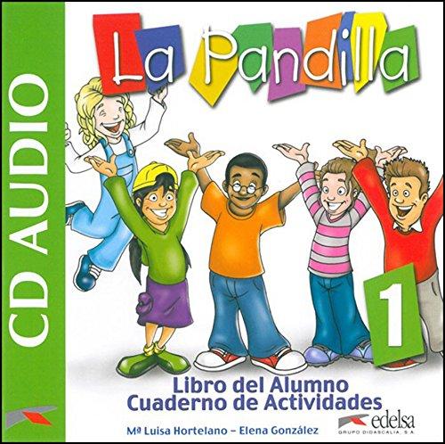 9788477119340: La Pandilla: CD-Audio 1