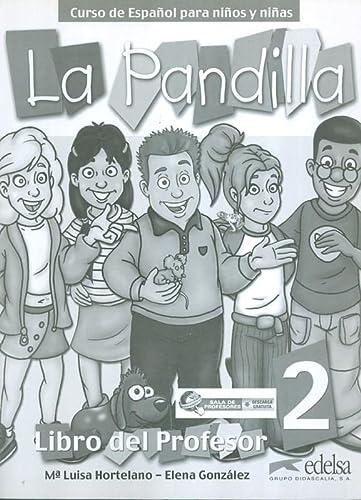 9788477119418: La pandilla 2. Libro del profesor (Spanish Edition)