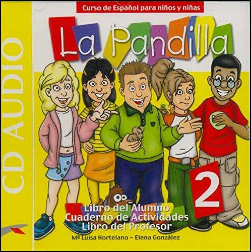 9788477119425: La pandilla 2 - CD Audio (Spanish Edition)