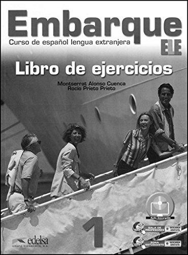 9788477119531: Embarque 1 - libro de ejercicios (Métodos - Jóvenes Y Adultos - Embarque - Nivel A1)