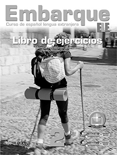 9788477119562: Embarque 2 - libro de ejercicios (Métodos - Jóvenes Y Adultos - Embarque - Nivel A2)