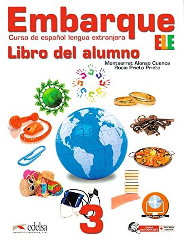 9788477119708: Embarque: Libro Del Alumno 3 (Spanish Edition)