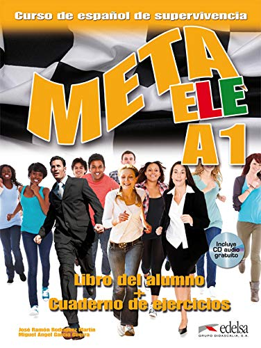9788477119753: Meta Ele A1 - livre + cahier
