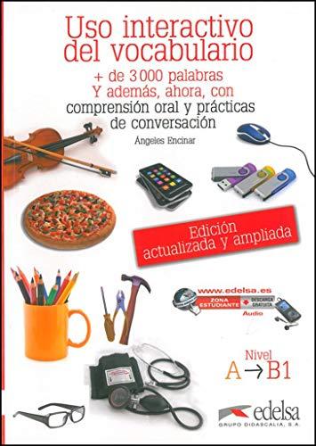 9788477119784: USO Interactivo del Vocabulario: Libro