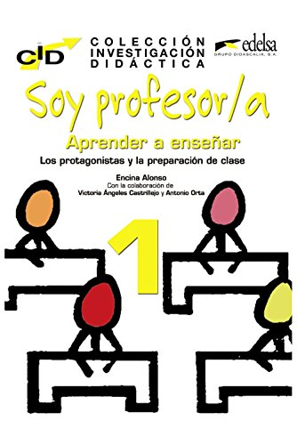 9788477119906: Coleccion De Investigacion Didactica: Soy Profesor/A (Spanish Edition)