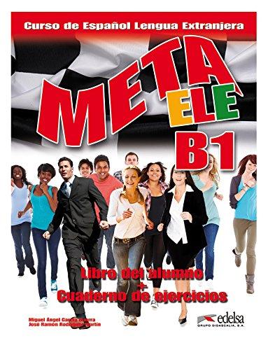 9788477119975: Meta Ele: Libro Del Alumno + Cuaderno De Ejercicios + CD B1.1 (Spanish Edition)