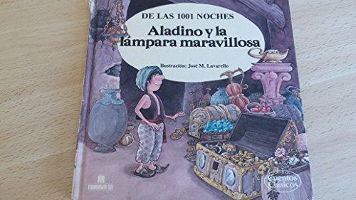 9788477122326: Miscellaneous Children's Hardbacks: Aladino y La Lampara Maravillosa
