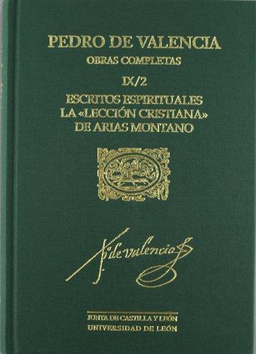 9788477194330: Obras completas de Pedro de Valencia 7 volumenes