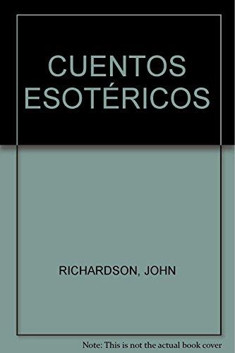 9788477201144: CUENTOS ESOTÉRICOS