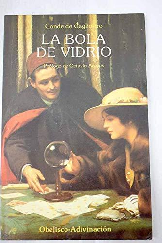 9788477201649: BOLA DE VIDRIO
