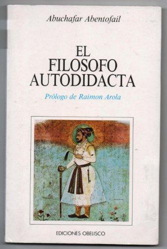 9788477202615: El Filosofo Autodidacta (Spanish Edition)
