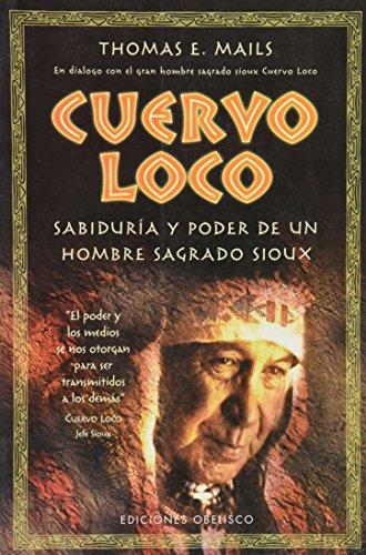 9788477208587: Cuervo loco (METAFÍSICA Y ESPIRITUALIDAD)