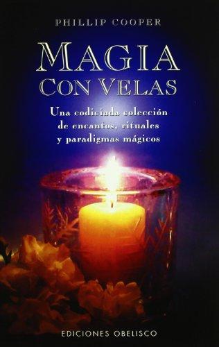 9788477209058: Magia Con Velas (Spanish Edition)