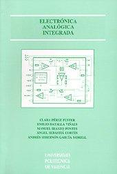 9788477211976: Electrónica Analógica Integrada (Académica)