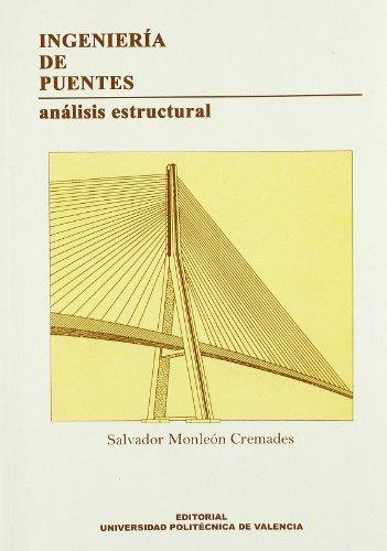 Ingeniería de puentes : Monleón Cremades, Salvador.
