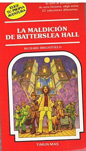La Maldicion De Batterslea Hall: Richard Brightfield