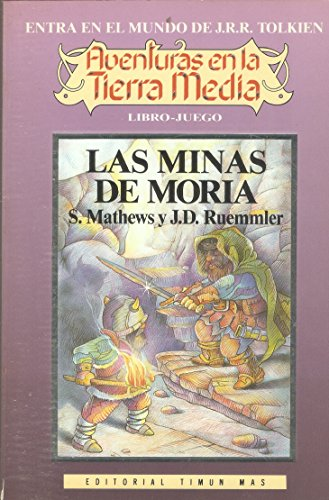 9788477224013: Las minas de moria