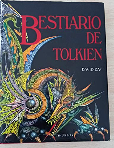 9788477224136: Bestiario de tolkien, el