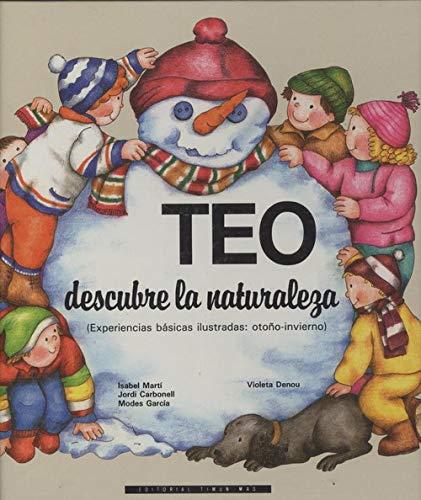 9788477225126: Teo descubre la naturaleza (otoño-invierno)