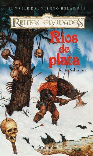 9788477225751: Rios de Plata II - El Valle del Viento Helado (Spanish Edition)