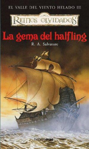 9788477225768: La gema del halfling (Reinos Olvidados)