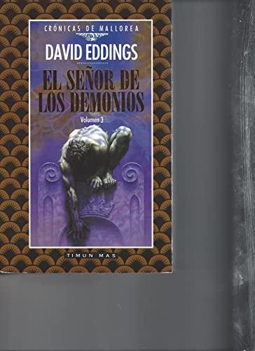 9788477226598: SE¦OR DE LOS DEMONIOS, EL
