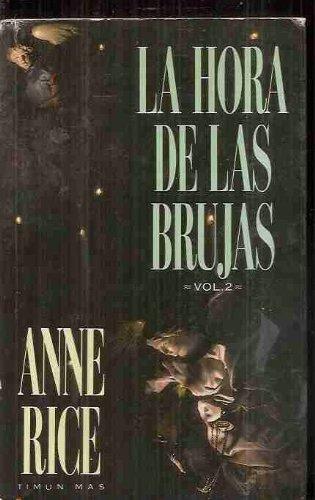 9788477226772: La Hora de Las Brujas (Spanish Edition)