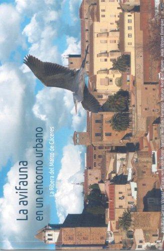 9788477232674: La avifauna en un entorno urbano. La Ribera del Marco de Cáceres