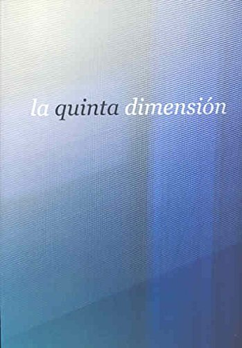 9788477238591: La Quinta Dimensión