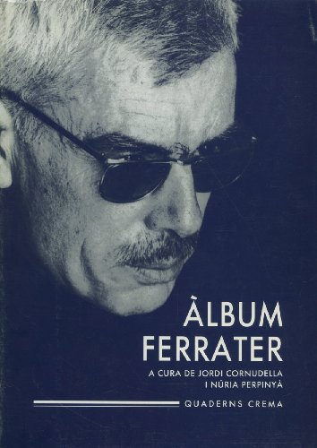 9788477270973: Album Ferrater (Catalan Edition)